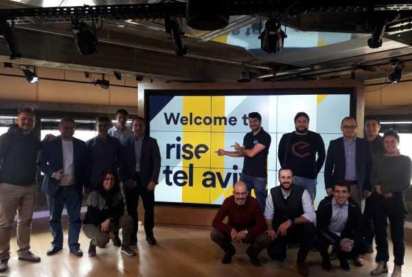 NIdo-robotics-superlumen-parque-científico-murcia-Israel-2019