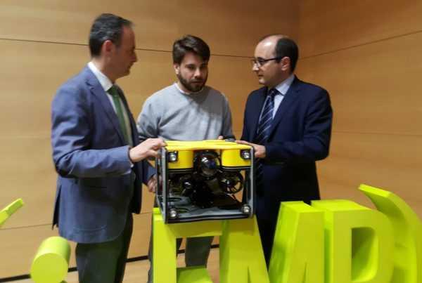 Emprendedor-Premio-Nido-robotics-parque-científico-murcia-2019